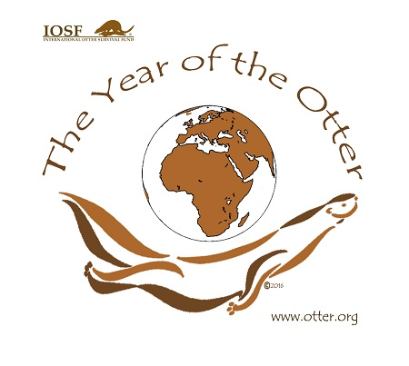 Year of the Otter logo with copyright