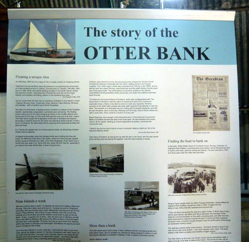 Otter Bank-story of_Orkney Historic Boat Society