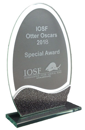 2018 Otter Oscar Award